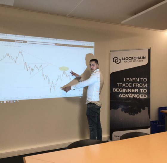 Cryptocurrency trading cursus
