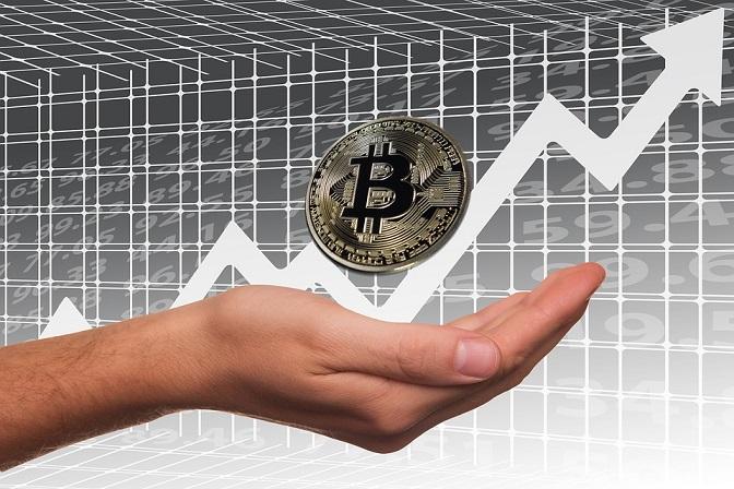 Koersevolutie van de Bitcoin