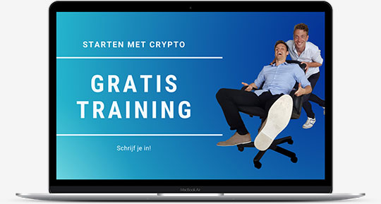 alles over crypto gratis training